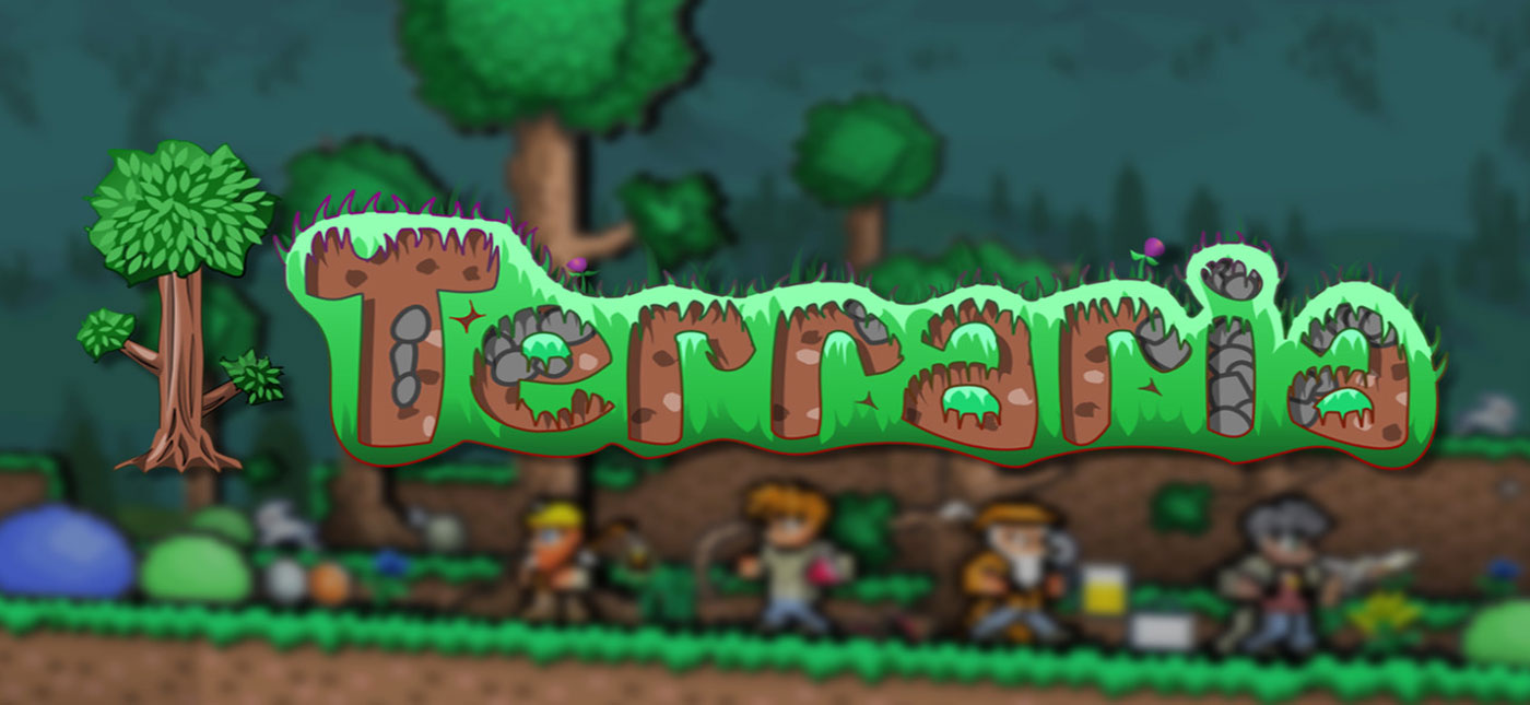 Terraria Biome Difficulty